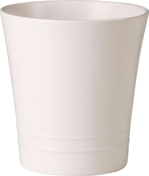Vaso per orchidee Scheurich 657457500000 Taglio ø: 14.0 cm Colore Bianco N. figura 1