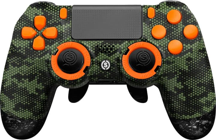 Infinity 4PS Pro Hex Camo Army Green Controller Scuf 785533900000 N. figura 1