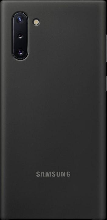 Silicone Cover black Custodia Samsung 798641900000 N. figura 1