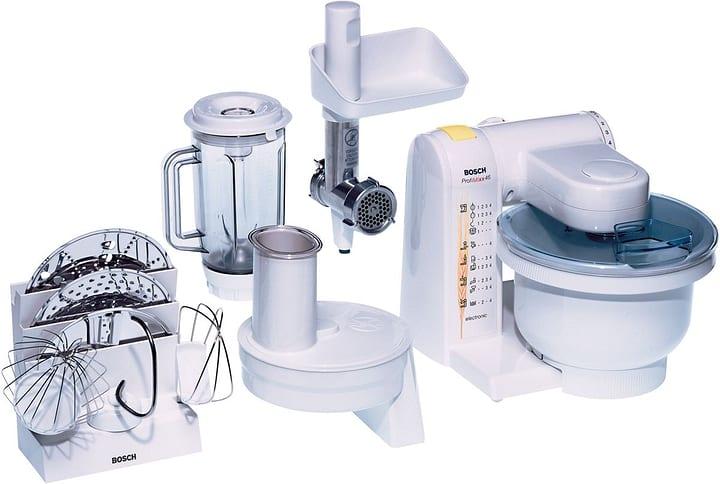 ProfiMixx MUM4655EU bianco Robot da cucina Bosch 785300134831 N. figura 1