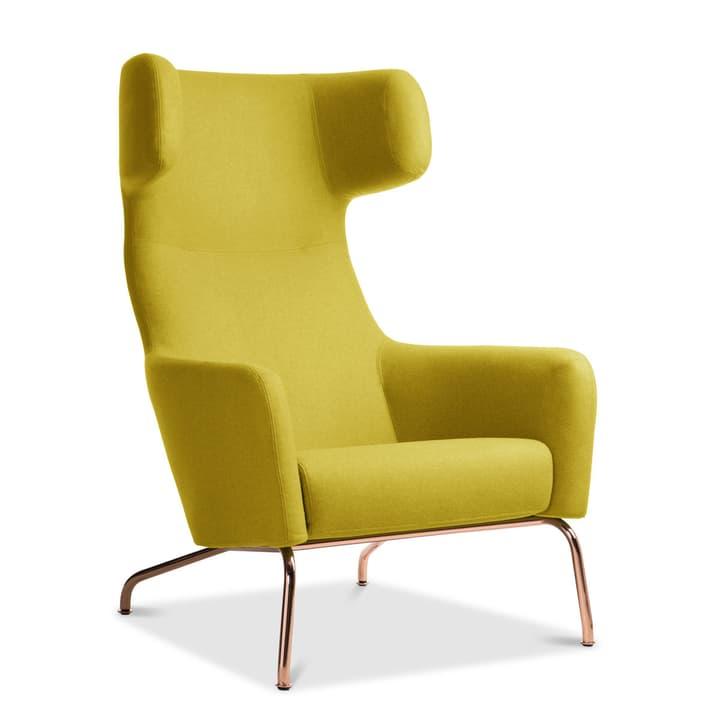 SENADO Sessel 360040266907 Grösse B: 79.0 cm x T: 96.0 cm x H: 107.0 cm Farbe Gelb Bild Nr. 1