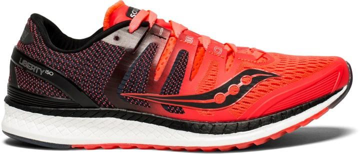 Liberty ISO Chaussures de course pour femme Saucony 463214442030 Couleur rouge Taille 42 Photo no. 1
