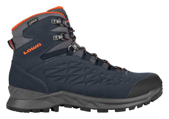Explorer GTX Mid Scarponcino da trekking uomo Lowa 473323446040 Colore blu Taglie 46 N. figura 1