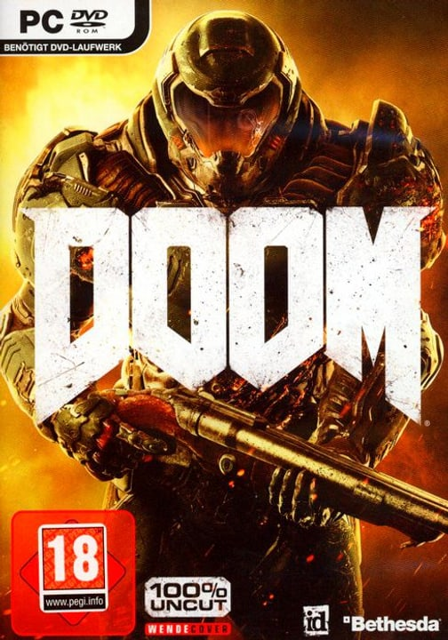 PC - Pyramide: Doom Box 785300122196 Bild Nr. 1