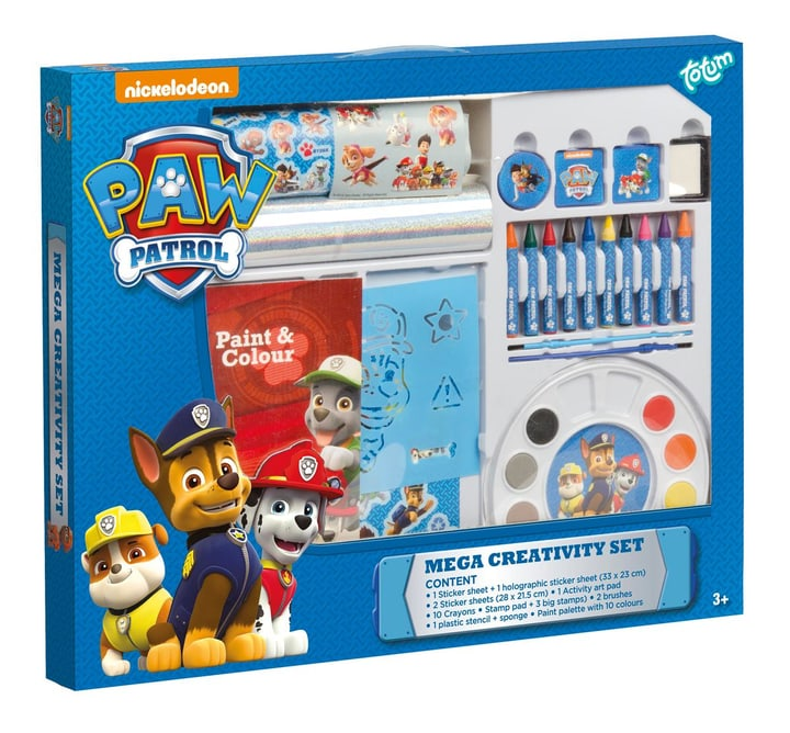 Paw Patrol Mega Creativity Set 746128600000 Photo no. 1