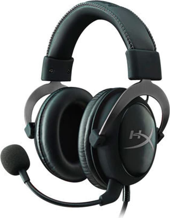 Cloud II Headset Gun Metal (grau) Cuffia HyperX 785300129247 N. figura 1