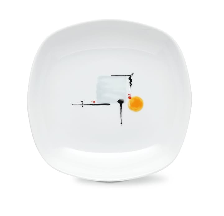 SUNRISE Teller tief Cucina & Tavola 700155100006 Farbe Multicolor Grösse H: 4.3 cm Bild Nr. 1