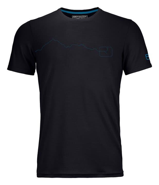Cool Mountain T-shirt à manches courtes pour femme Ortovox 462782900520 Couleur noir Taille L Photo no. 1
