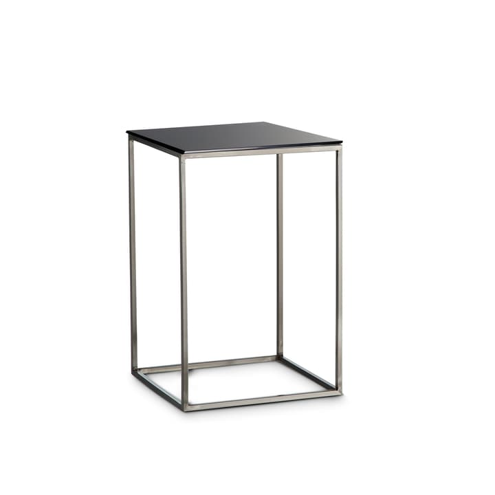 COFFEE table d'appoint 362233300000 Couleur Noir Dimensions L: 30.0 cm x P: 30.0 cm x H: 46.0 cm Photo no. 1