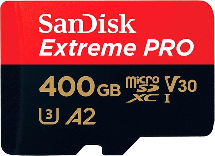 Extreme Pro 170MB/s microSDXC 400Go MicroSDXC SanDisk 785300144543 Photo no. 1