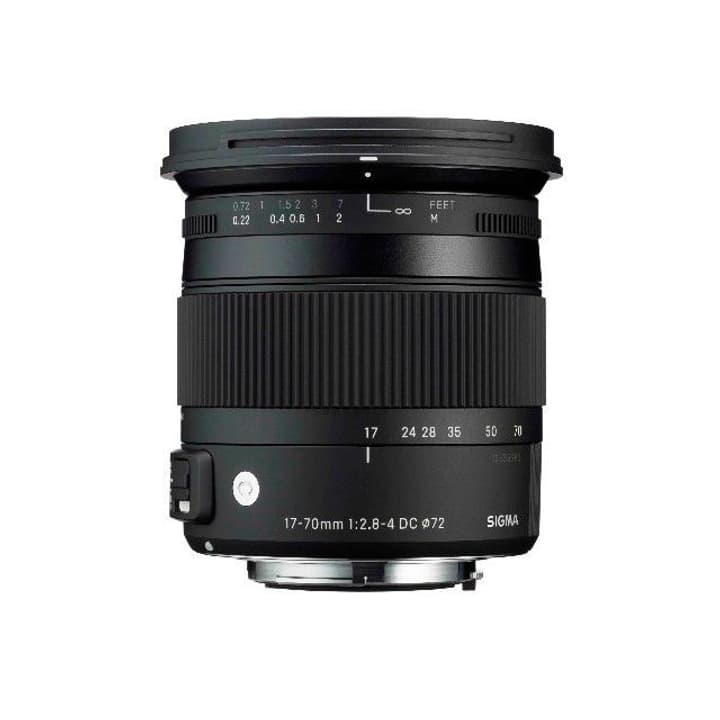 Contemporary 17-70mm F/2.8-4.0 Macro objectif pour Canon Objectif Sigma 785300126187 Photo no. 1