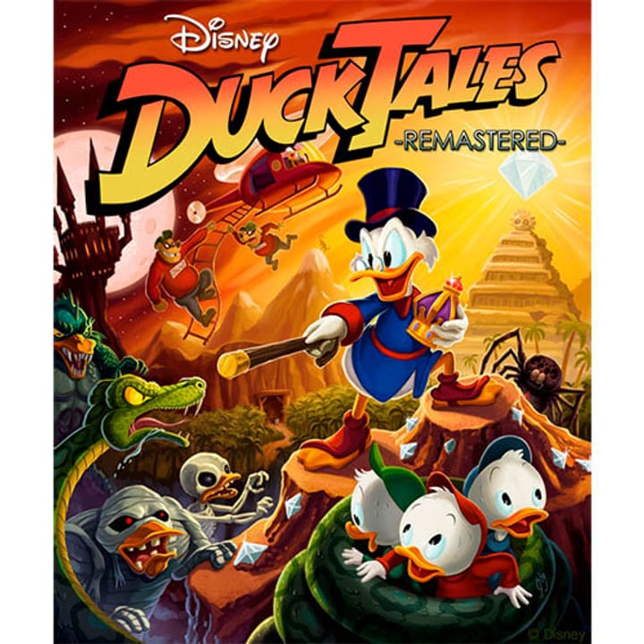 PC - Ducktales Remastered Numérique (ESD) 785300133602 Photo no. 1