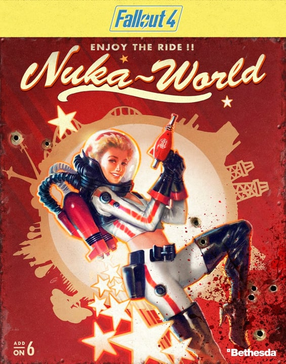 PC - Fallout 4 - Nuka-World Download (ESD) 785300133799 N. figura 1