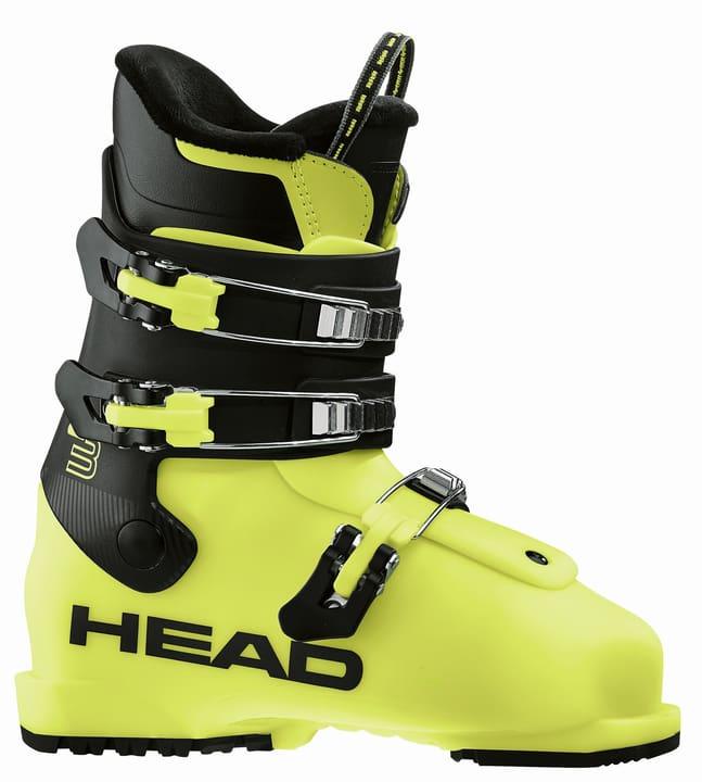 Z3 Kinder-Skischuh Head 495311723550 Farbe gelb Grösse 23.5 Bild-Nr. 1