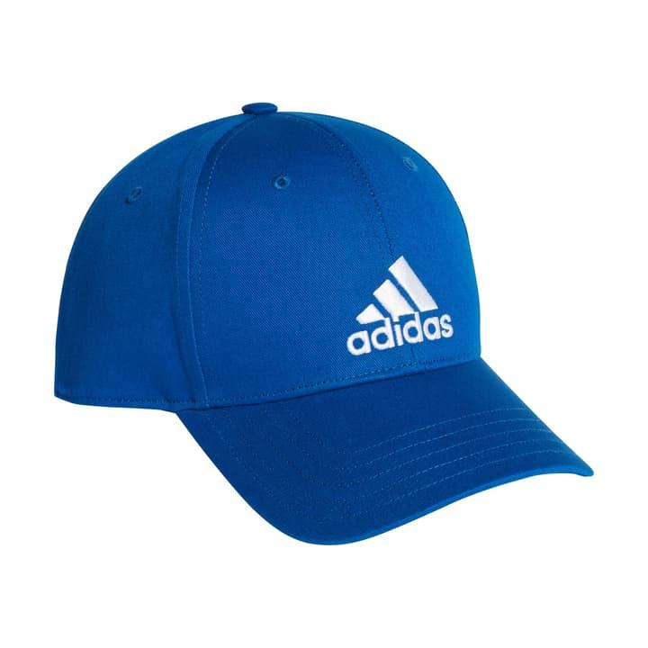 Image of Adidas Bball CAP COT Cap blau