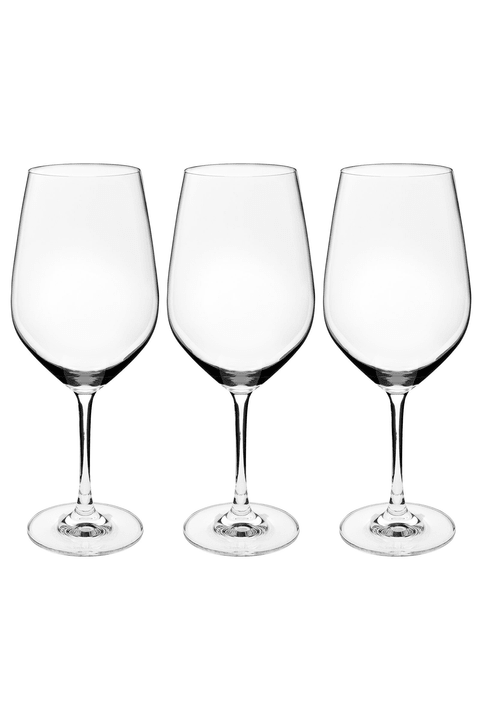 VINA Rosso Cucina & Tavola 701132400003 Dimensions H: 20.7 cm Couleur Transparent Photo no. 1