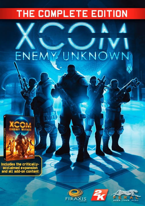 PC XCOM: Enemy Unknown - Comp Ed (Mac) Download (ESD) 785300133378 N. figura 1