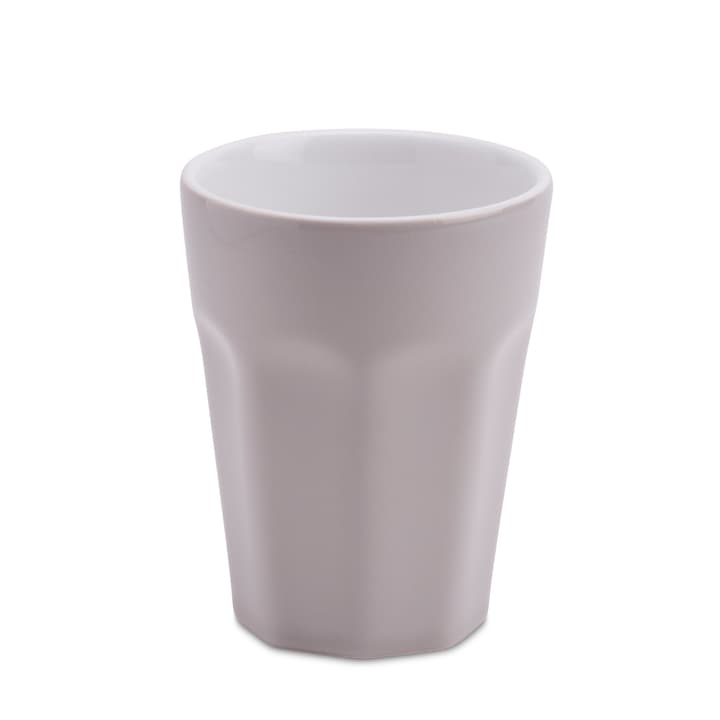 MACCHIATO Kaffeebecher ASA 393042900000 Grösse B: 8.0 cm x T: 8.0 cm x H: 10.0 cm Farbe Hellgrau Bild Nr. 1