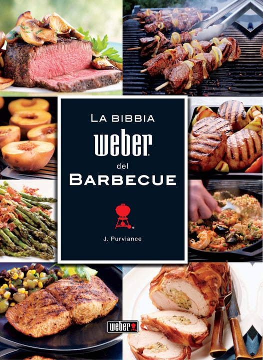 La bibbia del BBQ Weber 753502800000 Bild Nr. 1