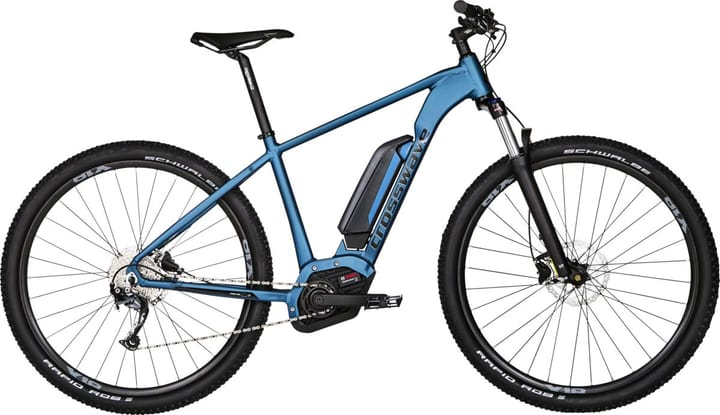 "Rock 2.9 29"" E-Mountain bike Cross Country Crosswave 464828900543 Colore blu marino Dimensioni del telaio L N. figura 1"