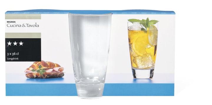 Bicchiere da longdrink Cucina & Tavola 701119800002 N. figura 1
