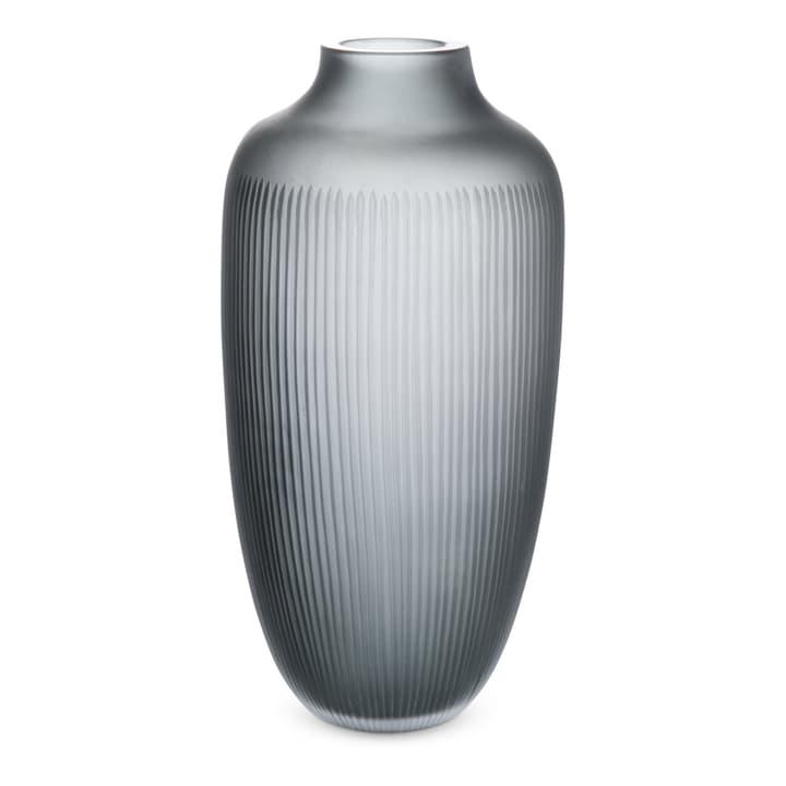 VANESSA vaso 396117800000 Dimensioni L: 18.5 cm x P: 18.5 cm x A: 36.5 cm Colore Grigio N. figura 1