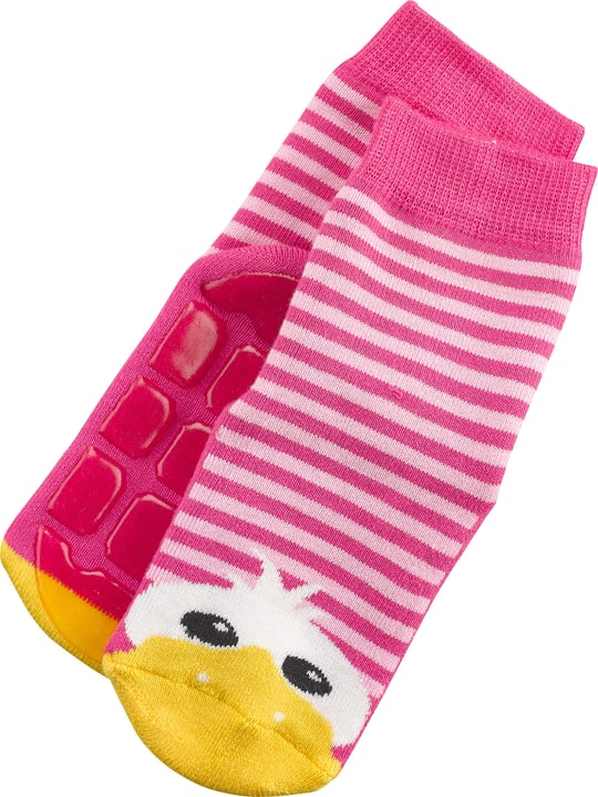 Image of ABS Socks Duck Antirutschsocken rosa
