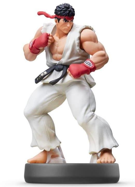 amiibo Super Smash Bros. Character - Ryu Box 785300141326 N. figura 1