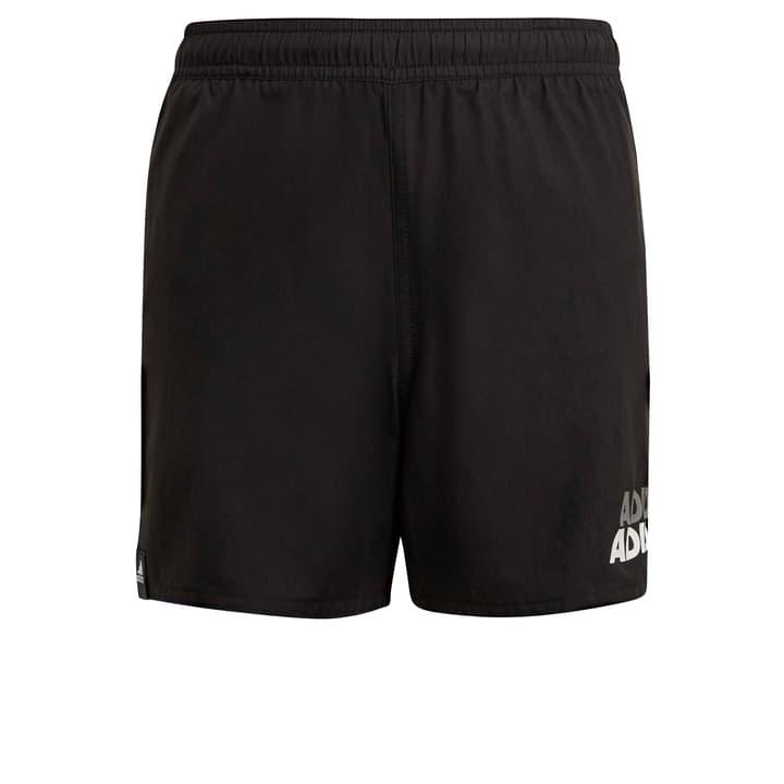 Image of Adidas Boys Lineage Shorts Badeshorts schwarz
