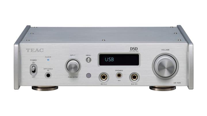 UD-505-S - Silber Kopfhörerverstärker TEAC 785300142052 Bild Nr. 1