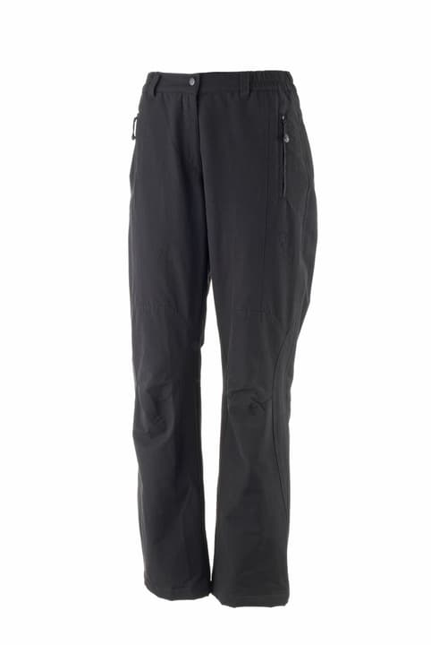 Thermo Pantalon de trekking pour femme Trevolution 462765801920 Couleur noir Taille 19 Photo no. 1