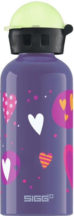 Glow Heartballoons Borraccia Sigg 464605300045 Colore viola Taglie Misura unitaria N. figura 1