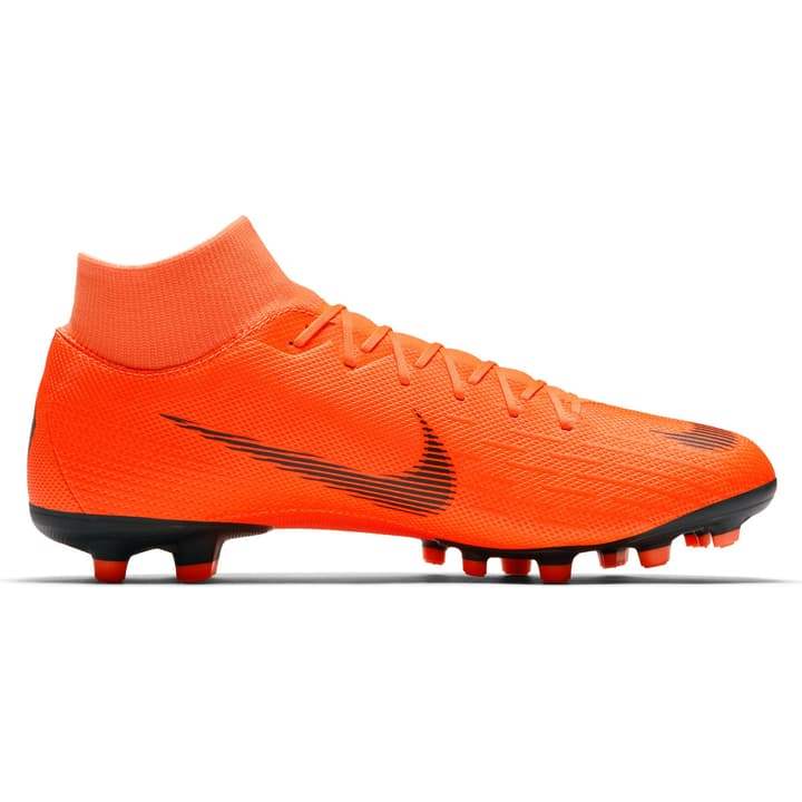 Superfly 6 Academy MG Chaussures de football pour homme Nike 493119439034 Couleur orange Taille 39 Photo no. 1