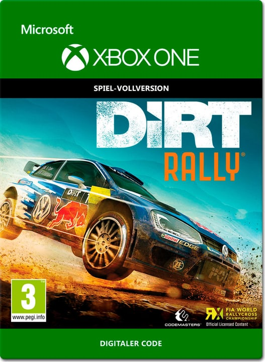 Xbox One - DiRT Rally Download (ESD) 785300137280 N. figura 1