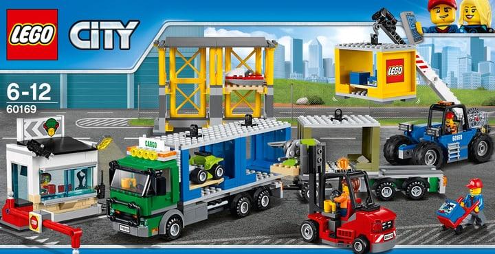 LEGO City Le terminal à conteneurs 60169 748847100000 Photo no. 1