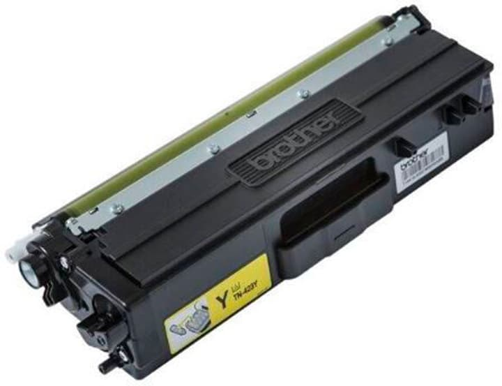 TN-423Y Toner Yellow High Capacity Toner Brother 798278000000 Photo no. 1