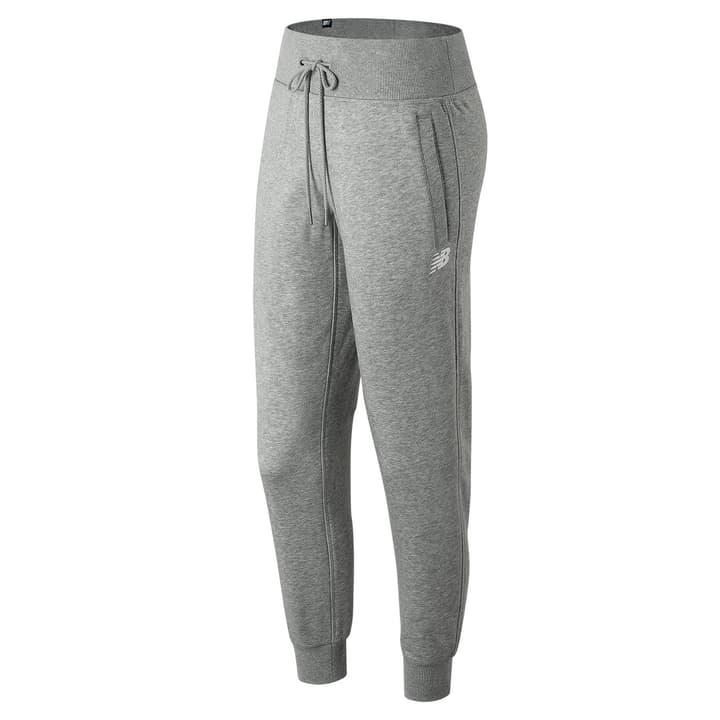 W Essentials Sweatpant Pantalon pour femme New Balance 462383100580 Couleur gris Taille L Photo no. 1