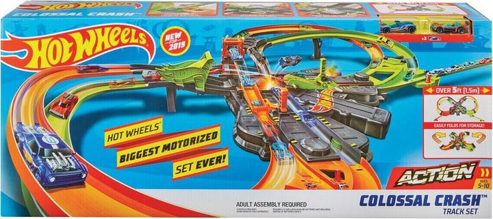 Hot Wheels Super-Mega Crash 747653600000 Photo no. 1