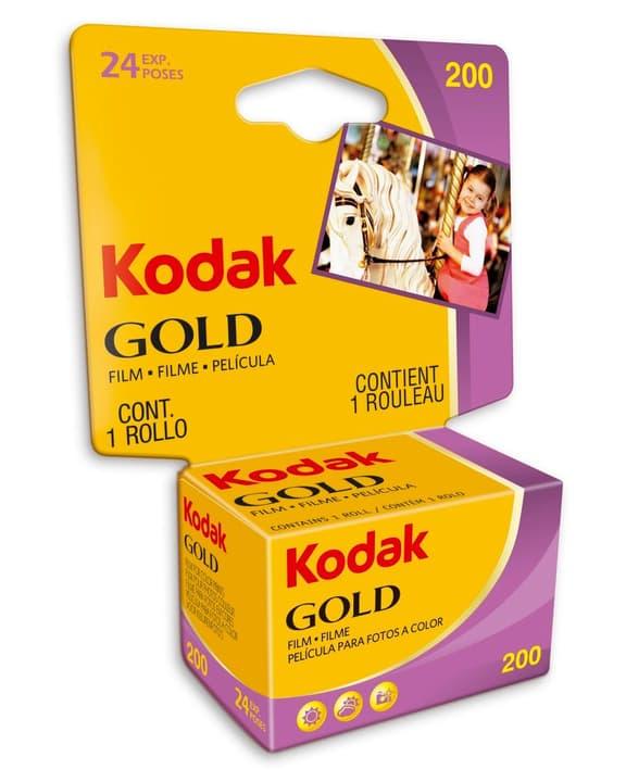 Gold 200 135-24 Einzelpack Film Kodak 793604300000 Bild Nr. 1