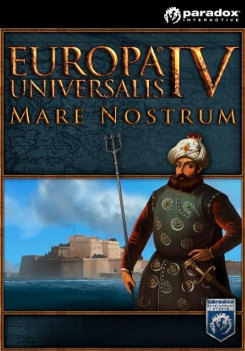 PC/Mac - Europa Universalis IV: Mare Nostrum Numérique (ESD) 785300134192 Photo no. 1