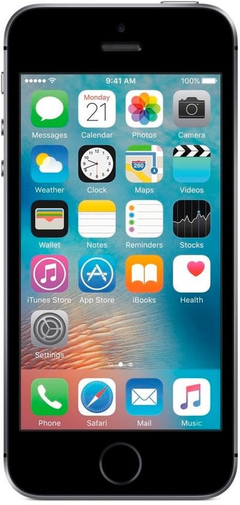 iPhone SE 32GB Space Grey Smartphone Apple 794618200000 Bild Nr. 1