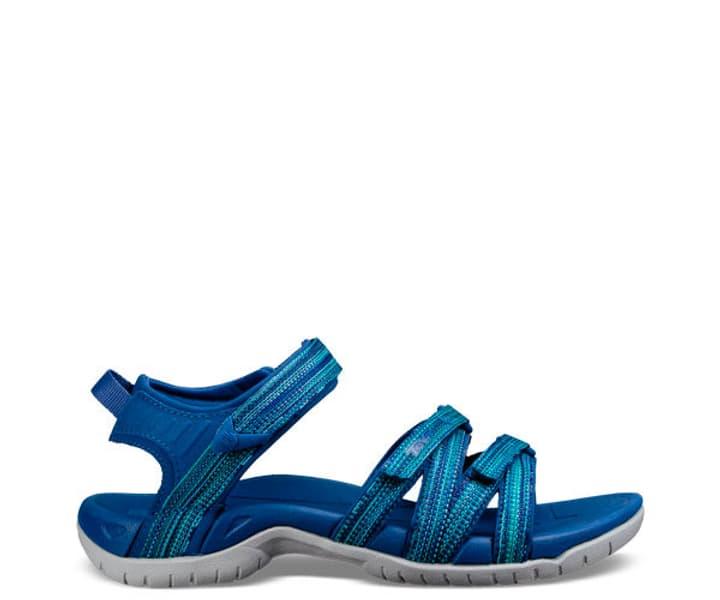 Tirra Sandales pour femme Teva 493438439040 Couleur bleu Taille 39 Photo no. 1