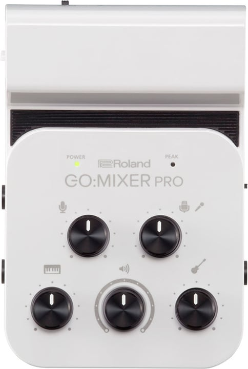 GO-MIXER-PRO Audio Mixer Roland 785300150555 Photo no. 1