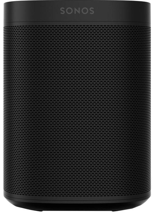 One SL - Noir Haut-parleur Multiroom Sonos 770535600000 Photo no. 1