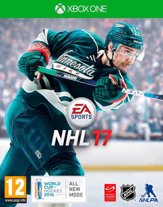 Xbox One - NHL 17 Box 785300121181 Bild Nr. 1