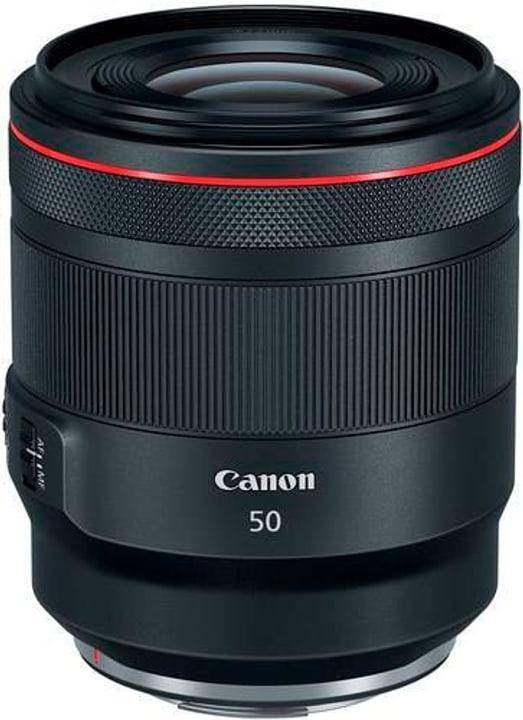 RF 50mm f/1.2L USM Objectif Canon 793438400000 Photo no. 1