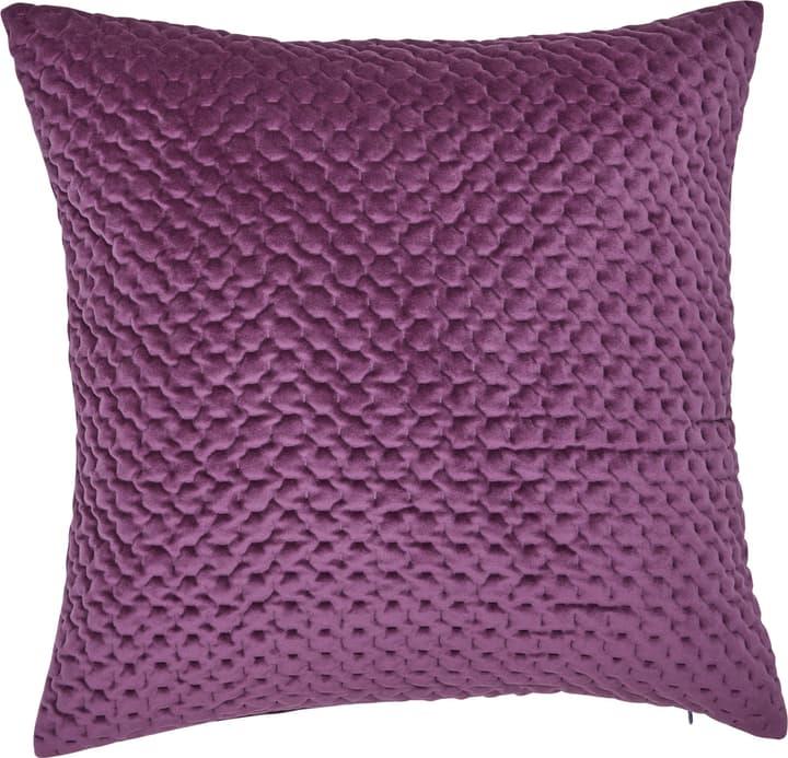 IGNAZIO Zierkissen 450755240245 Farbe Violett Grösse B: 40.0 cm x H: 40.0 cm Bild Nr. 1