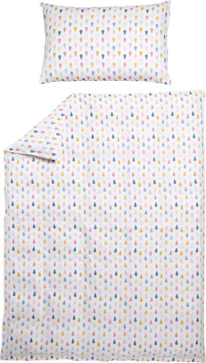 DROPS Garnitura da letto 451295414495 Dimensioni L: 160.0 cm x P: 210.0 cm Colore Bianco N. figura 1