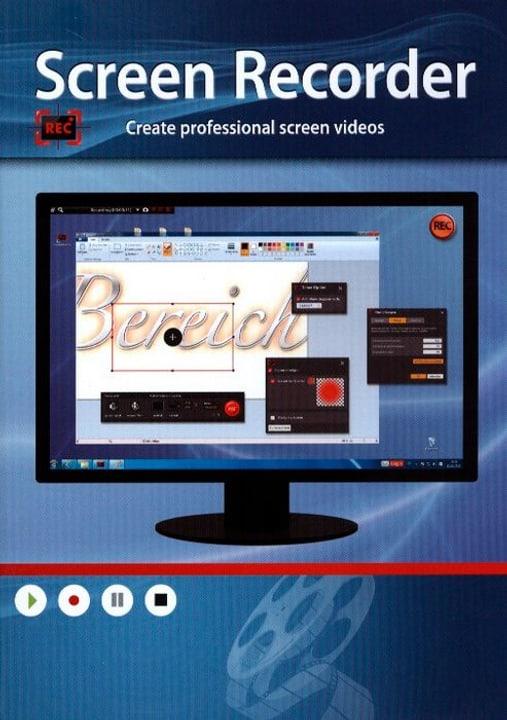 PC Screen Recorder Physique (Box) 785300122239 Photo no. 1