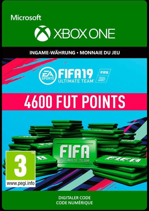 Xbox One - Fifa 19 Ulitmate Team 4600 Points Download (ESD) 785300141834 Bild Nr. 1